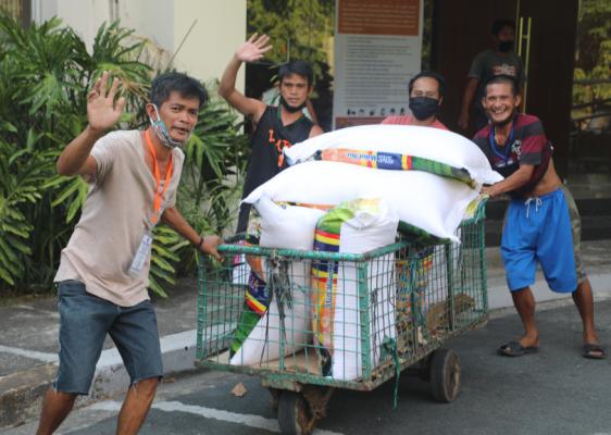 天主教媒體《亞洲真理電台》在疫情中顯愛心