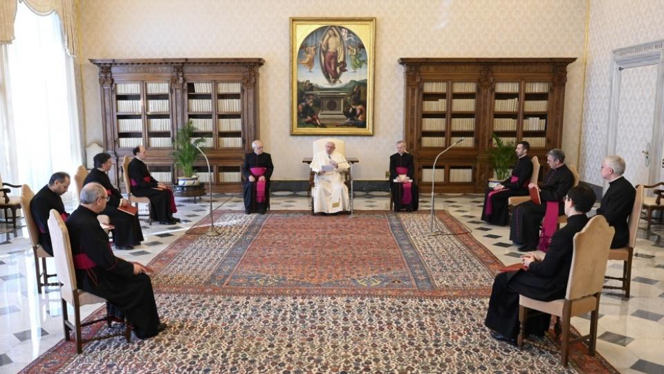 教宗公開接見:為了看見天主,心靈必須擺脫種種欺騙