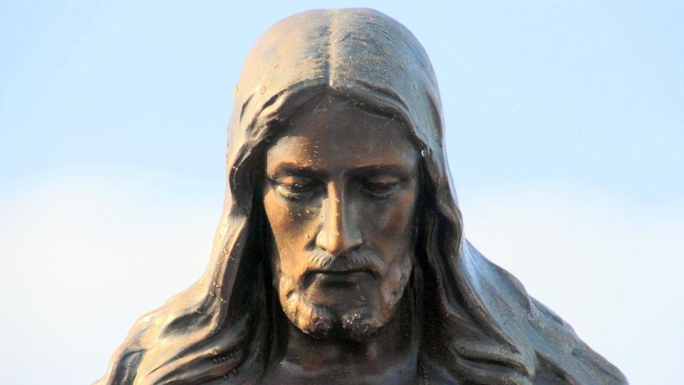 張心銳神父主日福音分享-基督苦難主日