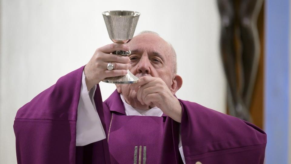 教宗:黑手黨、放高利貸者是今日的猶達斯,求主使他們改過向善