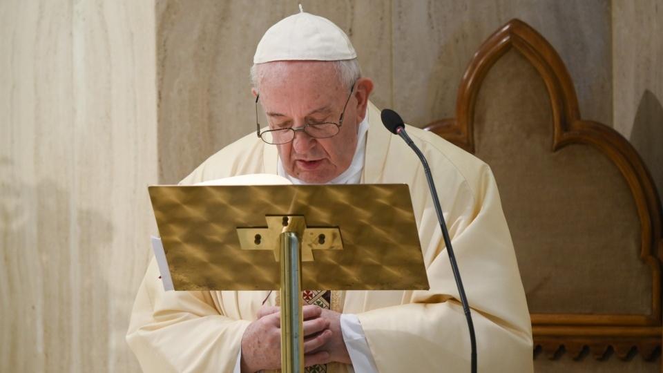 教宗:願愛在家庭內增長;僵硬態度妨礙聖神的自由