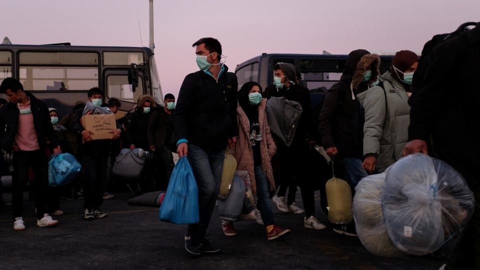聖座公布2020年世界移民與難民日文告:疫情使我們了解流離失所者的苦楚