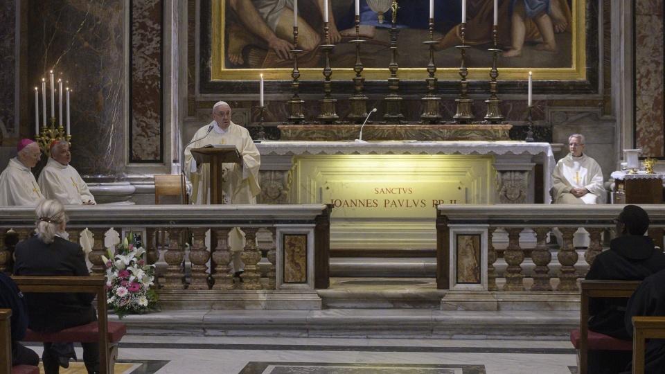 教宗:若望保祿二世是個祈禱、親民又慈悲正義的人
