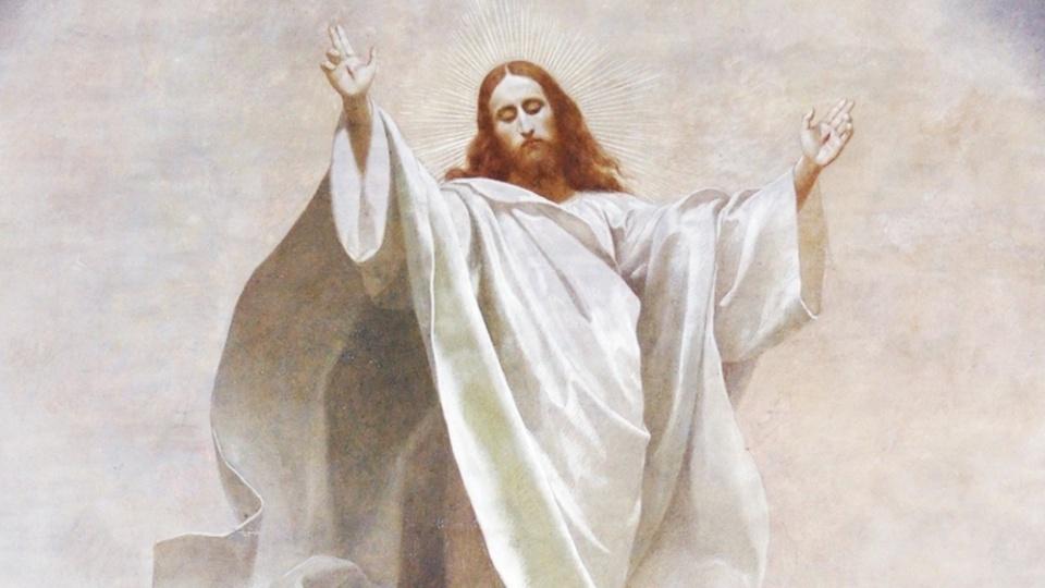 張汝南執事-耶穌升天節反省