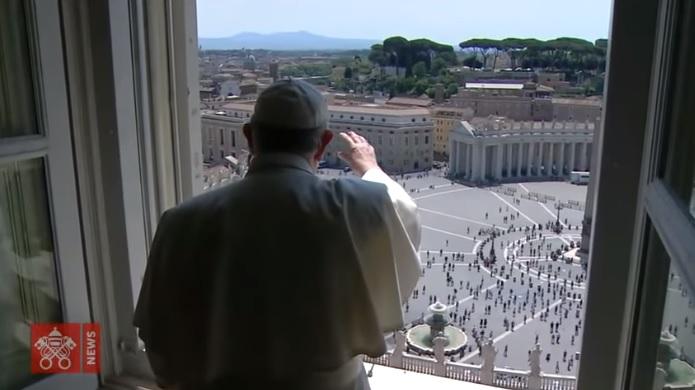 教宗為在中國的天主教徒祈禱:願你們做個信德堅毅的好公民