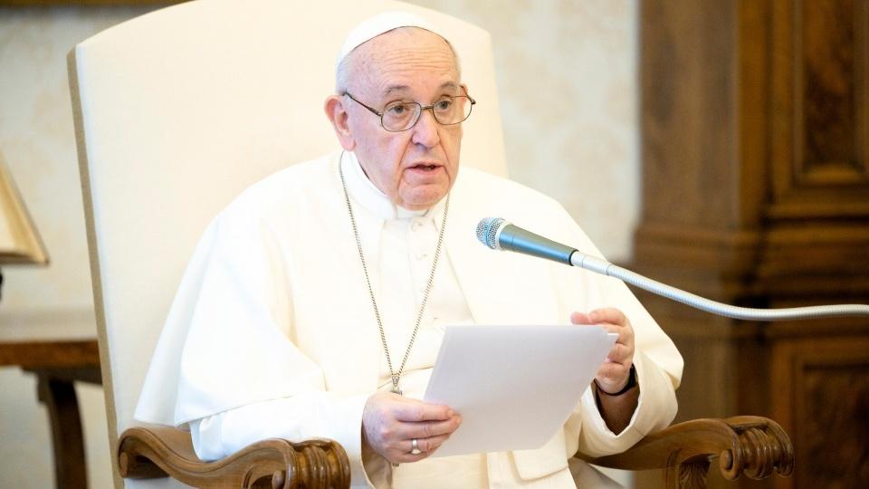 教宗公開接見:天主是旅途中的友伴和嚮導,從不遺棄我們