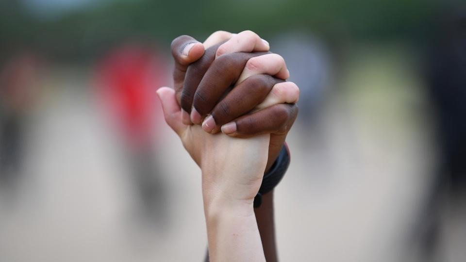 美國主教團法夫雷主教談美國社會目前所面臨的制度性種族主義問題