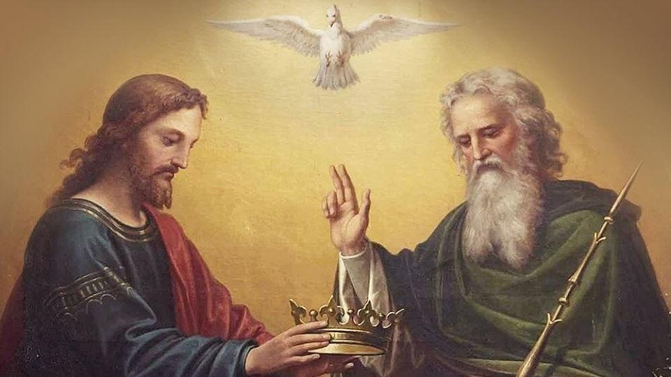 張心銳神父主日福音分享-天主聖三節(甲年讀經)