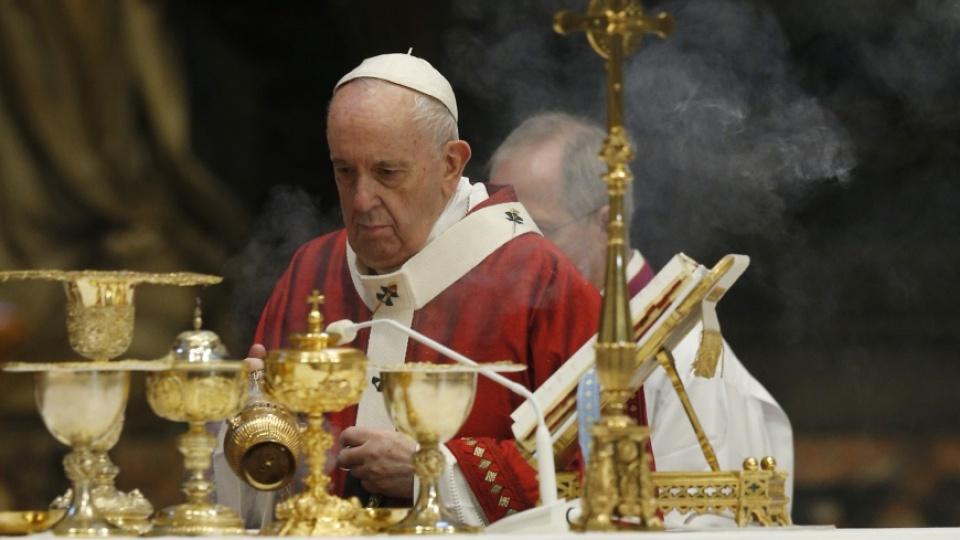 教宗主持聖伯多祿和聖保祿瞻禮彌撒:天主要求我們做真先知、締造合一