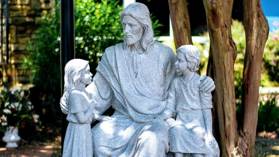張心銳神父主日福音分享-常年期第十四主日