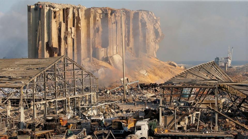 教宗為黎巴嫩爆炸受害者祈禱