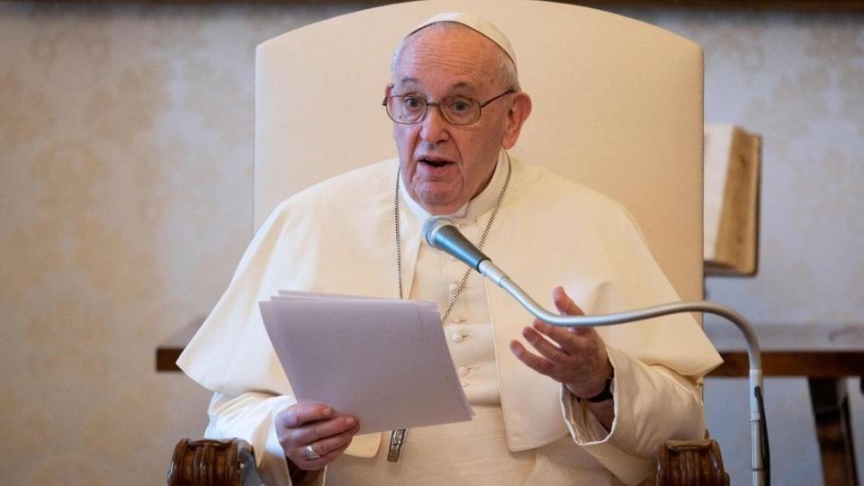 教宗公開接見:承認每個人身上的人性尊嚴