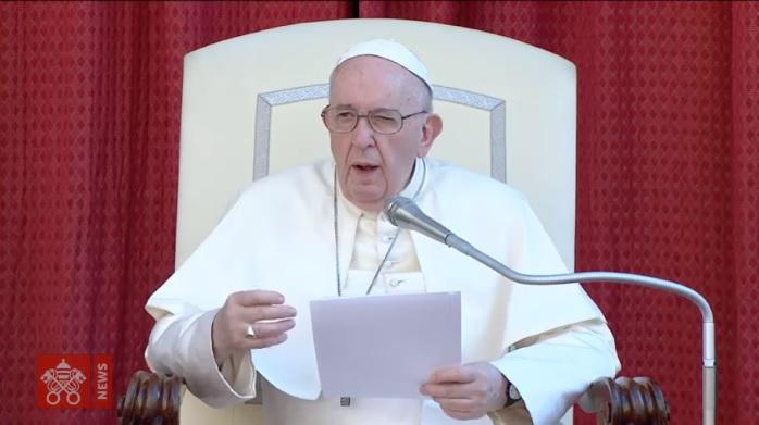 教宗公開接見:以默觀和關懷的態度成為生命和地球的守護者