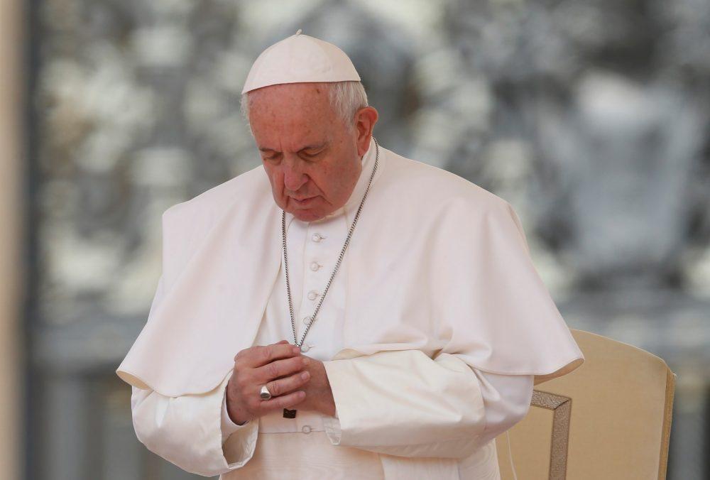 【鹽與光直播】教宗參加第34屆為和平祈禱活動