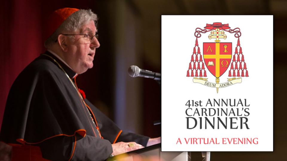 第41屆加拿大多倫多樞機週年慈善籌款晚宴