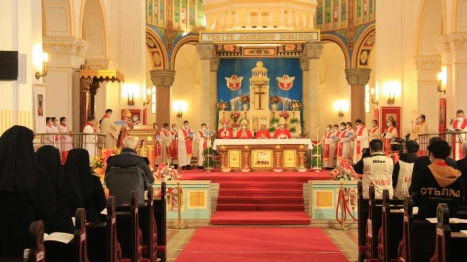 聖座證實中國青島教區陳天浩主教是在臨時協議的框架下獲任命
