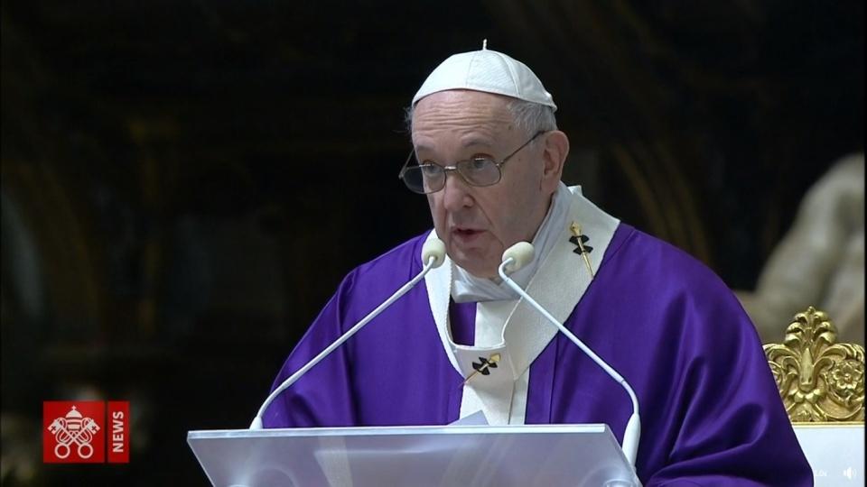 教宗方濟各:我們不可陷入平庸和冷漠的昏昏欲睡