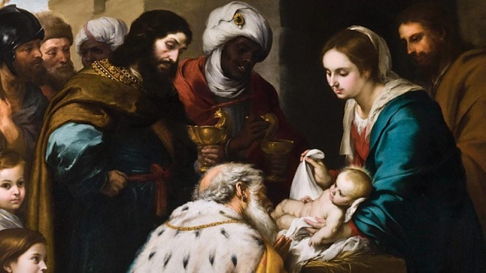 張心銳神父主日福音分享-主顯節