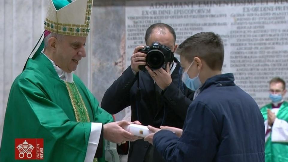 教宗的天主聖言主日講道:天主親近所有人