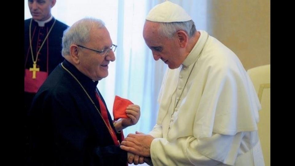伊拉克全國開始為教宗的來訪祈禱