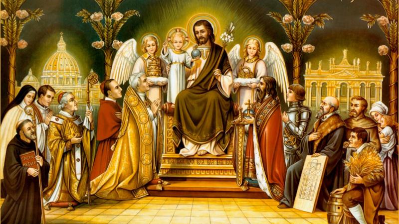 關於聖若瑟的教會文件和訓導(一)