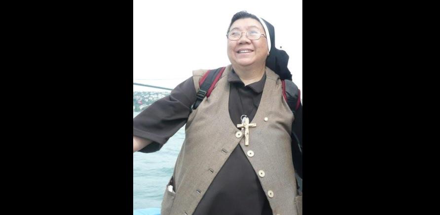 永遠懷念霍寶汶修女