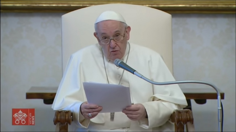 教宗公開接見:對基督徒而言,默想是與耶穌相遇的方法