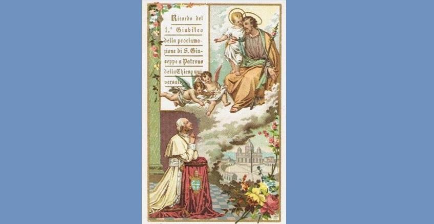 關於聖若瑟的教會文件和訓導(二)