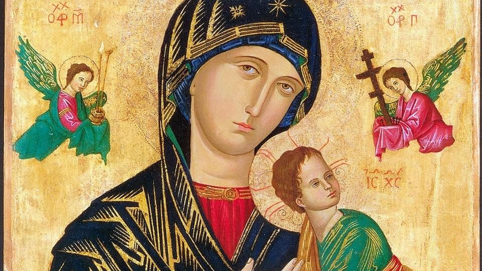 聖母月避靜:耶穌的母親瑪利亞【國語】
