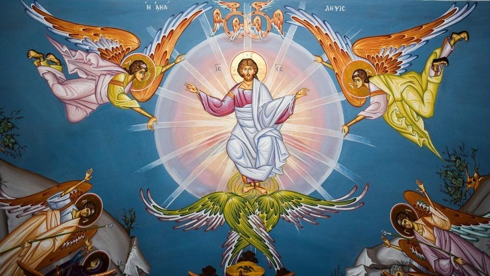 張汝南執事-耶穌升天節主日反省
