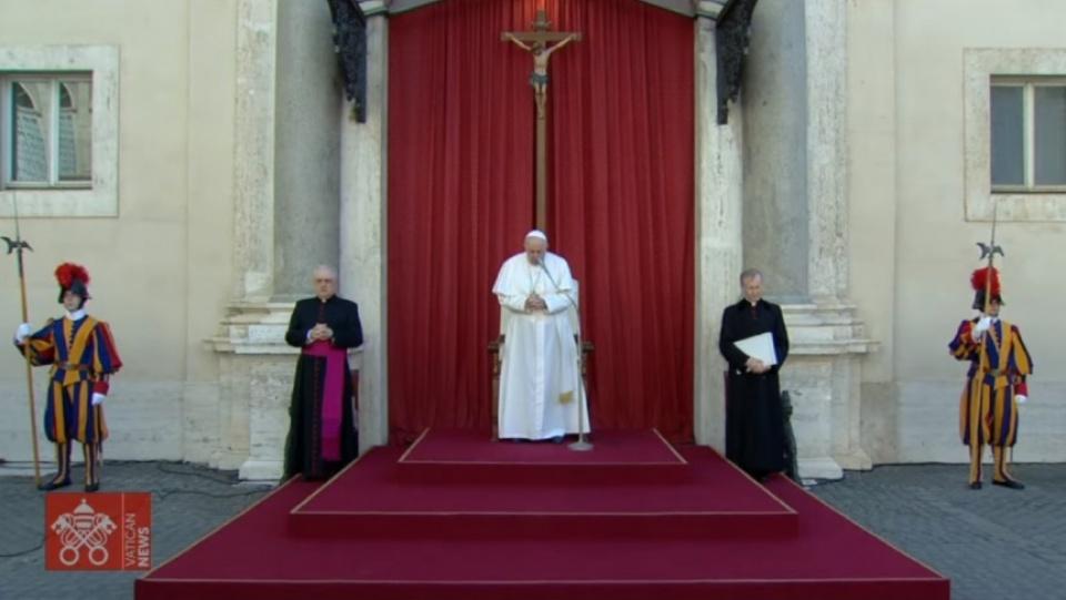 教宗公開接見:天主聆聽謙卑和忍耐之心的祈禱