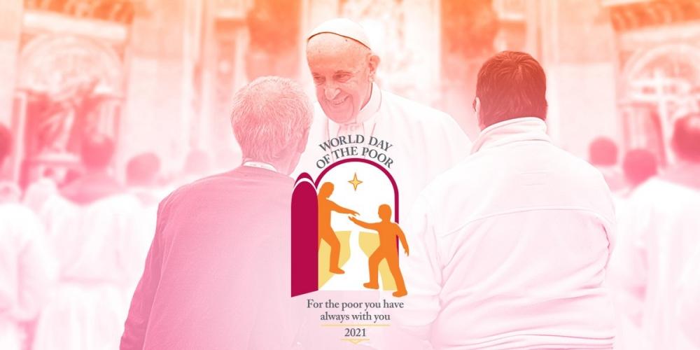 教宗方濟各第5屆世界窮人日文告:「你們常有窮人同你們在一起」(谷14:7)