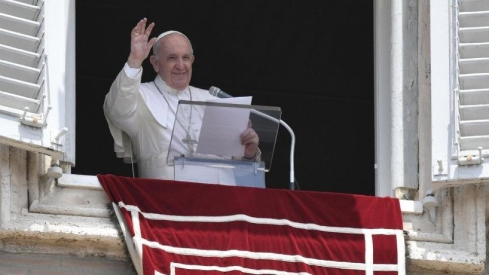 教宗方濟各9月前往匈牙利和斯洛伐克作牧靈訪問