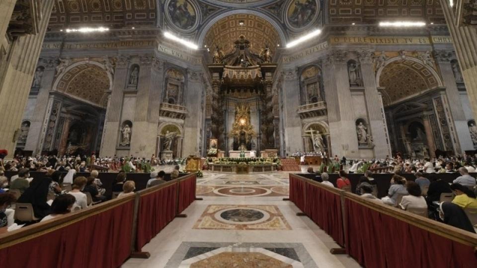 教宗方濟各首屆「世界祖父母和年長者日」講道