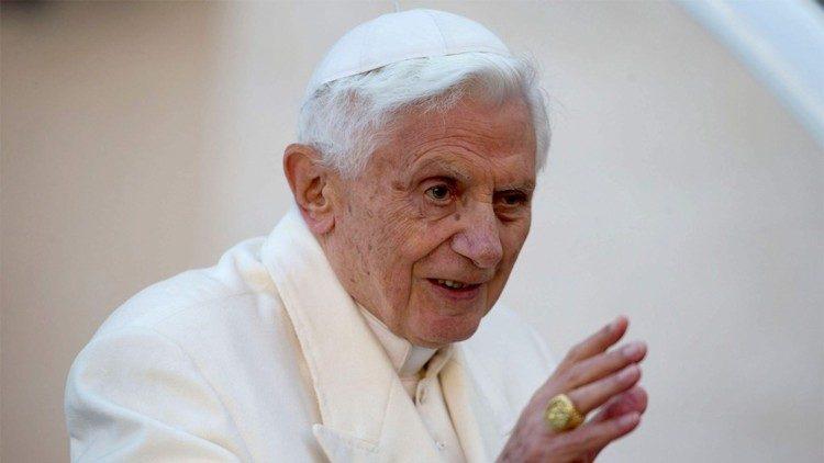 榮休教宗本篤十六世:反對將信仰歸結為意識型態