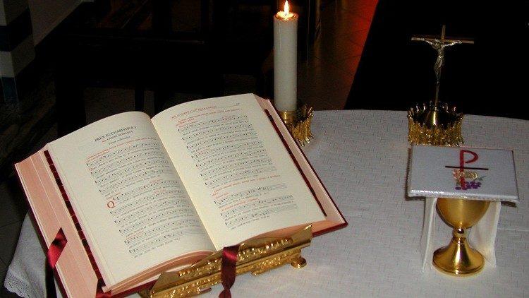 教宗頒布手諭:決定使用梵二大公會議前舊禮彌撒經書的規則
