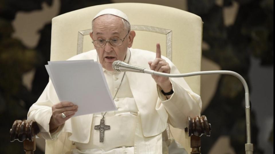 教宗公開接見:福音只有一個,其真理不可廉價出售