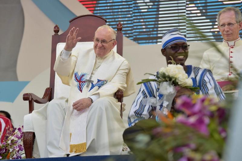 教宗勉勵青年:你要起來,為基督的喜樂作見證!