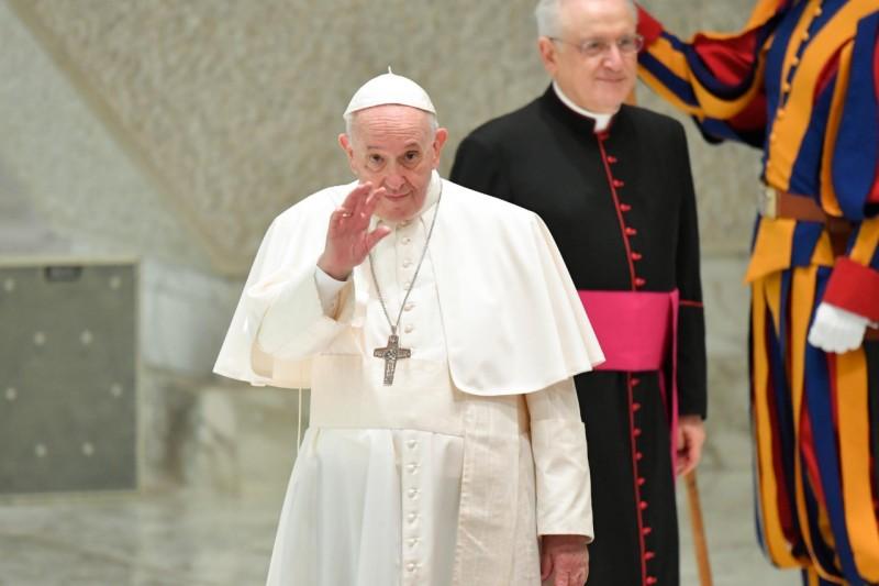 教宗公開接見:布達佩斯和斯洛伐克之旅是希望與祈禱的朝聖