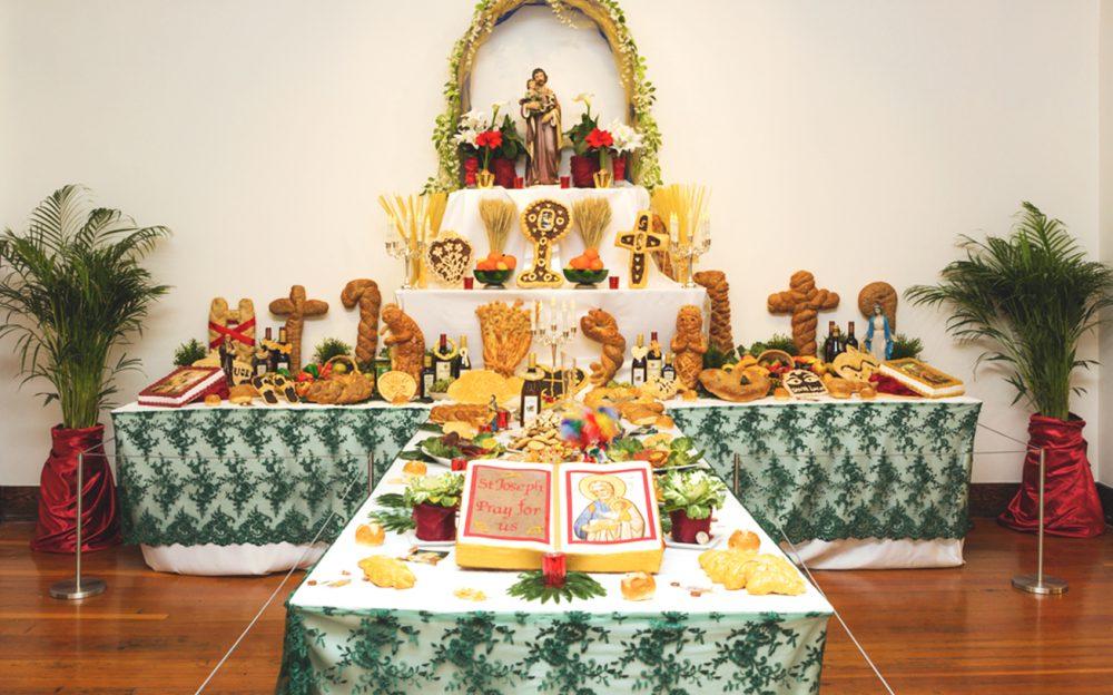 聖若瑟的特別事件與敬禮(三):聖若瑟桌