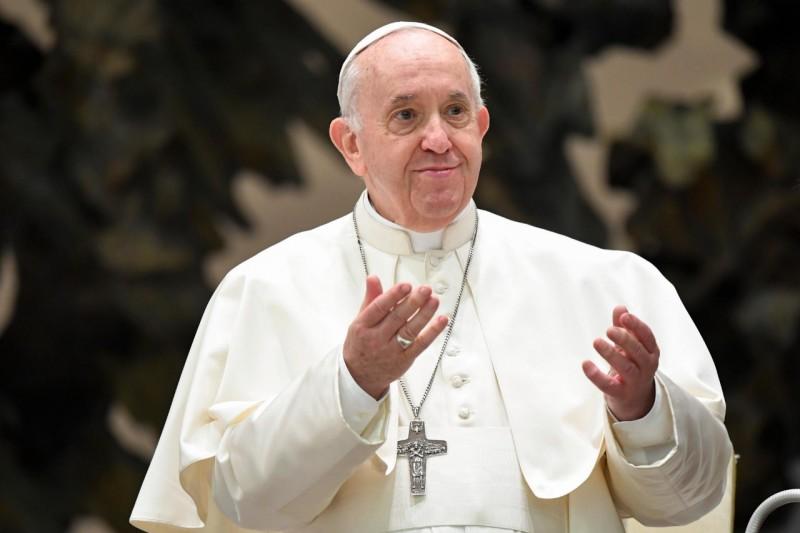 教宗公開接見:聖神轉變人心,官僚作風使人遠離聖事