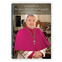 Installation Mass of  His Grace Richard Joseph Gagnon as 7th Archbishop of Winnipeg