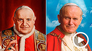Video of Canonization Ceremony