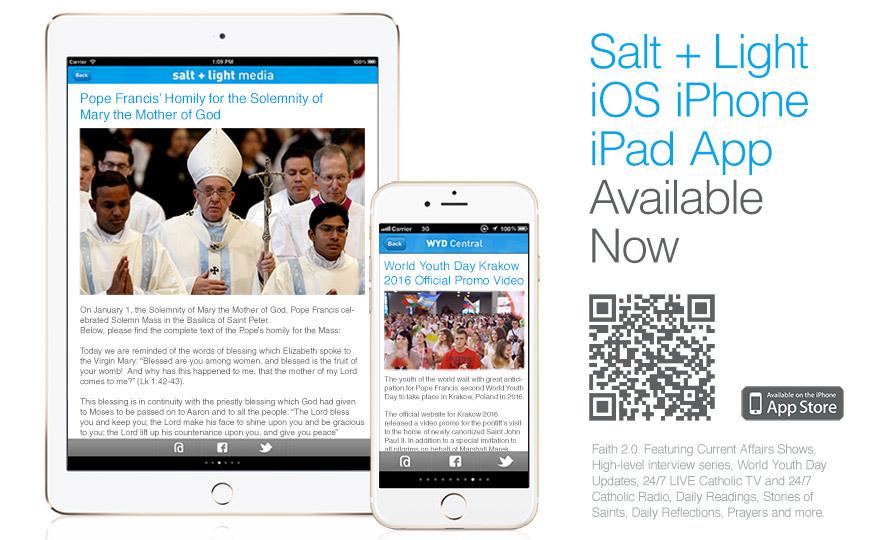 Salt + Light App