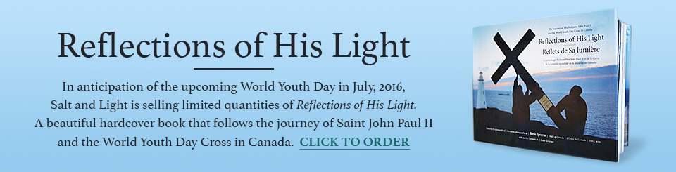 New Book: Reflections of His Light