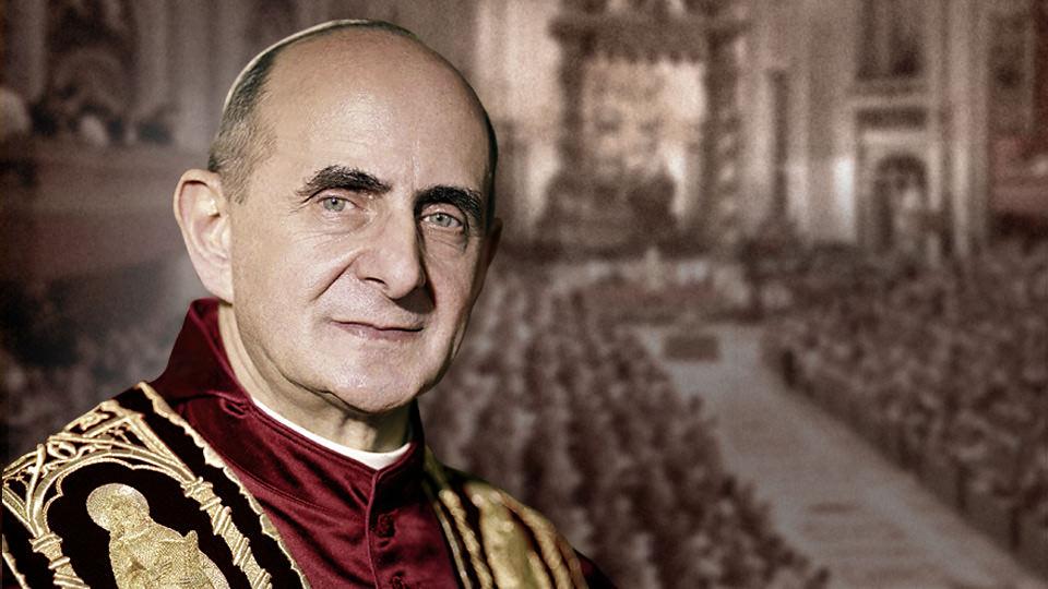 pope saint paul vi giovanni battista enrico antonio maria montini