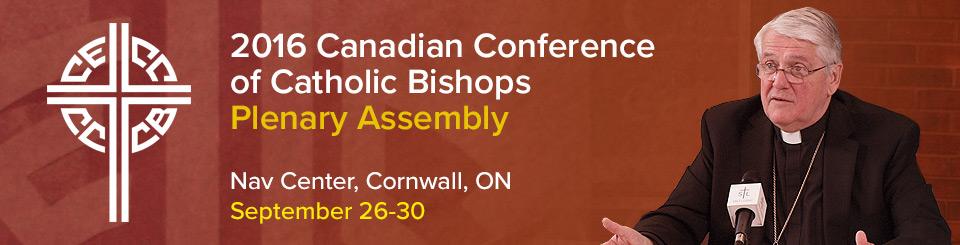 CCCB Plenary - September 26-28, 2016