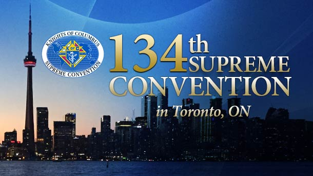 Knight of Columbus 134 Convention