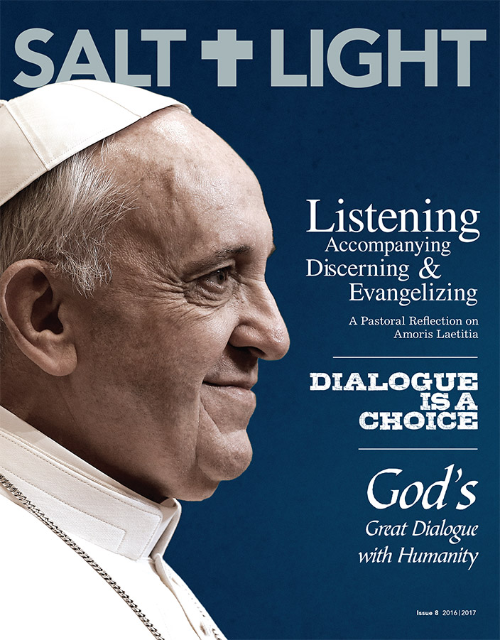 Salt + Light Magazine: 2016 - 2017
