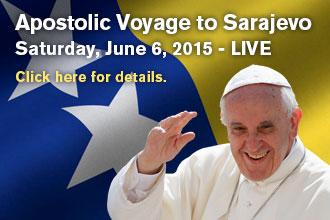 Apostolic Visit to Sarajevo
